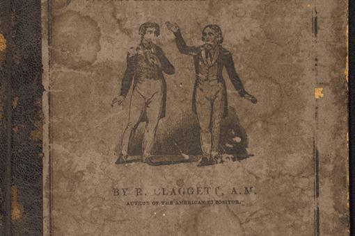Claggett 1858 book cover.