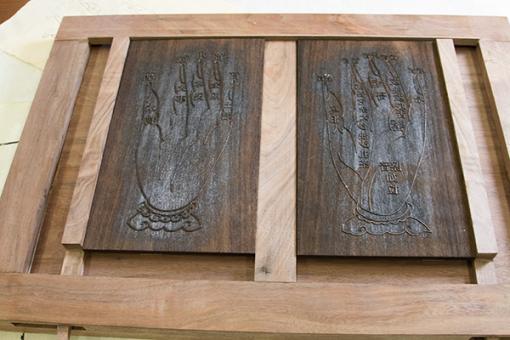 Hands Print Box